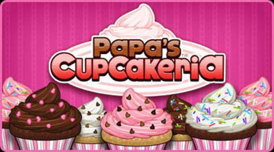 Papa's Cupcakeria Hacked - Most Popular  in the Series