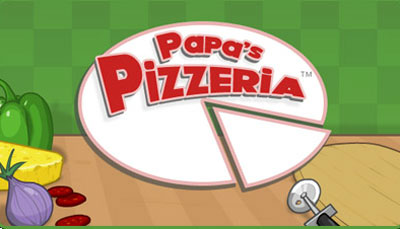 Papa's Pizzeria Unblocked - Best Game  from Papa's Series