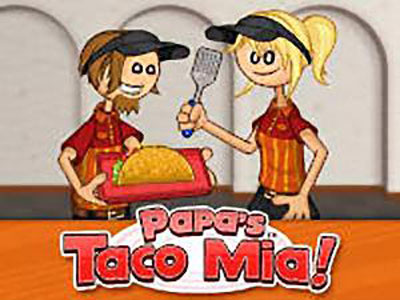 Papa's Taco Mia Hacked - Featuring Lots  of Achievements