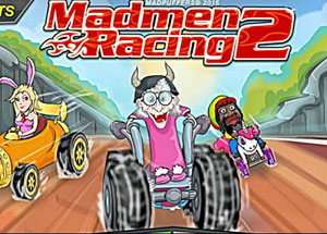 Mad Men Racing 2